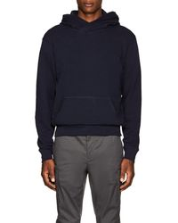 ATM - Cotton Terry Hoodie - Lyst