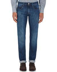 Loro Piana   5 Tasche B. Slim Jeans   Lyst
