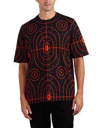 Christopher Kane - Target-print Cotton T-shirt - Lyst