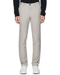 Theory Neoteric Zaine Trousers - Gray