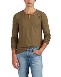 Zadig & Voltaire - Monastone Logo-skull-graphic Cotton Crepe T-shirt - Lyst