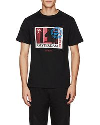 Blood Brother - amsterdam Cotton T-shirt - Lyst