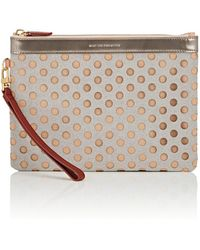 Want Les Essentiels De La Vie - Barajas Perforated Folio - Lyst