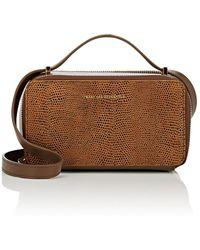 Want Les Essentiels De La Vie - Demiranda Mini Leather Crossbody Bag - Lyst