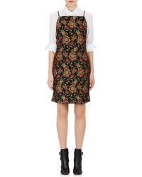 Nomia - Floral Jacquard Shift Dress - Lyst