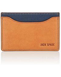 Jack Spade - Mitchell Card Case - Lyst