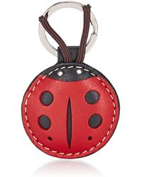 Barneys New York - Ladybug Key Ring - Lyst