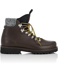 Barneys New York - Victor Hiking Boots - Lyst