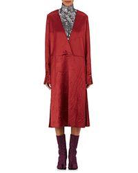Maison Margiela - Wrinkled Wool - Lyst