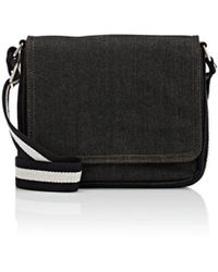 Barneys New York - Denim Crossbody Bag - Lyst