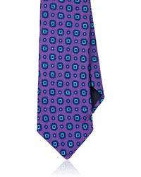 Barneys New York - Medallion Wool - Lyst