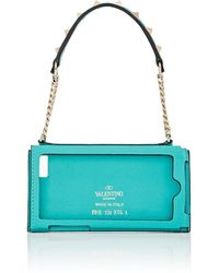 Valentino Rockstud Iphone® 5 Case - Blue