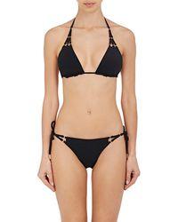Red Carter - Triangle Bikini Top - Lyst