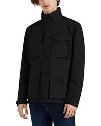 Save The Duck Tech-fabric Field Jacket - Black