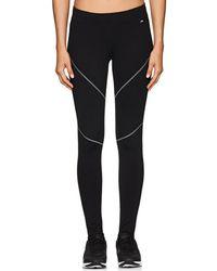 CORY VINES APPAREL Path Balance Leggings - Gray