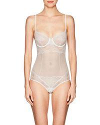 La Perla - Romance Lace Bodysuit - Lyst