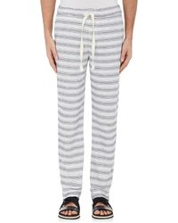 lemlem - Striped Gauze Trousers - Lyst
