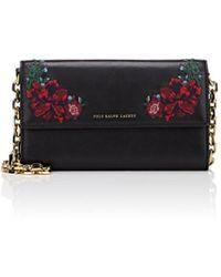 Polo Ralph Lauren - Leather Chain Wallet - Lyst