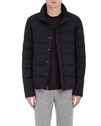 James Perse - Yosemite Down Hooded Puffer Coat - Lyst