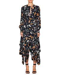 Rhié - Tina Cady Handkerchief Dress - Lyst