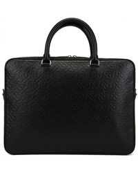 Burberry - Ainsworth Briefcase - Lyst