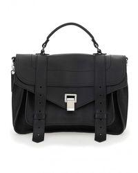 Proenza Schouler Medium Ps1 Handbag - Womens - Black