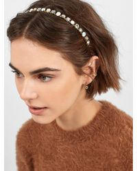 BaubleBar - Royal Treatment Embellished Headband - Lyst