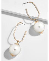 BaubleBar - Shelby Hoop Earrings - Lyst