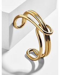 BaubleBar - Shyanna Cuff Bracelet - Lyst