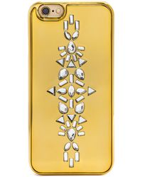 BaubleBar - Alison Cover Up Iphone 6/6s Case - Lyst