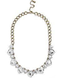 BaubleBar - Anelie Statement Necklace - Lyst