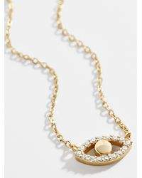 BaubleBar - Ojo Necklace - Lyst
