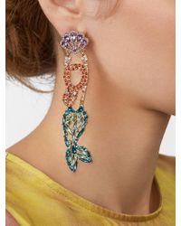 BaubleBar Ari Drop Earrings - Multicolour