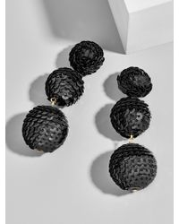 BaubleBar - Diva Sequin Ball Drop Earrings - Lyst