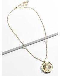 BaubleBar - Journey Pendant Necklace - Lyst