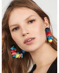 BaubleBar | Santina Hoop Earrings | Lyst