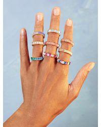 BaubleBar Mini Alidia Ring - Pink