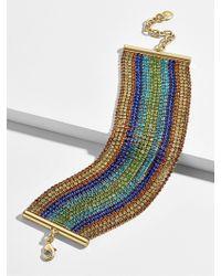 BaubleBar Elizabeth Cuff Bracelet - Multicolour
