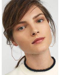 BaubleBar - Cassandra Hoop Earrings - Lyst