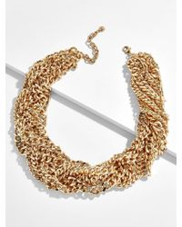 BaubleBar - Cadeau Linked Statement Necklace - Lyst