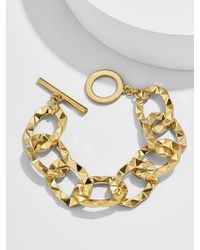 BaubleBar - Jameya Linked Bracelet - Lyst