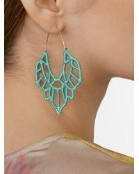 BaubleBar - Mareta Drop Earrings - Lyst
