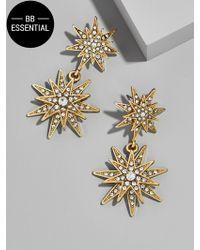 BaubleBar | Celestial Drops-gold | Lyst