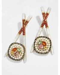 BaubleBar Maki Drop Earrings - Multicolour