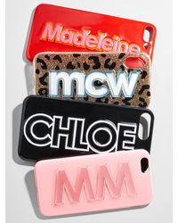 BaubleBar X Off My Case Iphone Case (bb Exclusive) - Multicolor