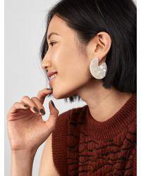 BaubleBar - Caris Drop Earrings - Lyst