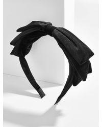 BaubleBar - Maryse Bow Headband - Lyst