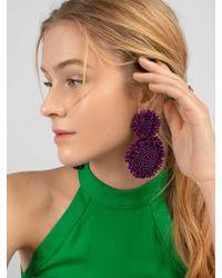 BaubleBar - Rianne Drop Earrings - Lyst