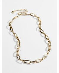 BaubleBar Medium Hera Necklace - Metallic