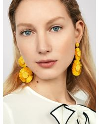 BaubleBar - Mariette Fringe Drop Earrings - Lyst